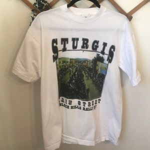 Other - Vintage Sturgis Motorcycle Rally Tee Shirt